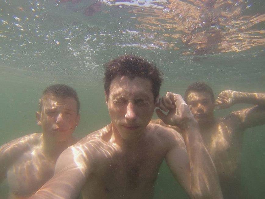 Бывшие беспризорники из Мариуполя по пути в Хабаровск ищут водоемы (ФОТО), фото-3