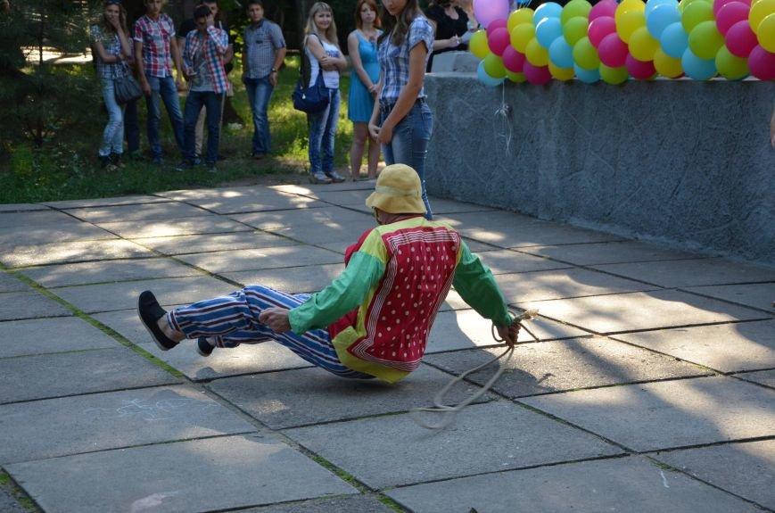В Мариуполе отметили День молодежи (ФОТОРЕПОРТАЖ), фото-8