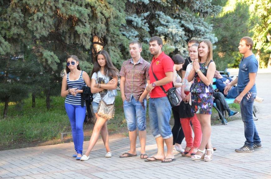 В Мариуполе отметили День молодежи (ФОТОРЕПОРТАЖ), фото-41