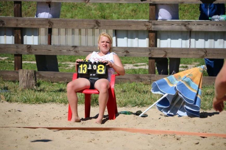 В Чернигове на «Переправе» определили сильнейших пляжников, фото-10