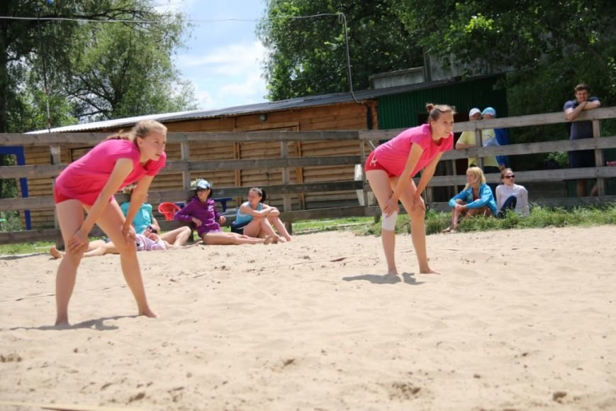 В Чернигове на «Переправе» определили сильнейших пляжников, фото-5