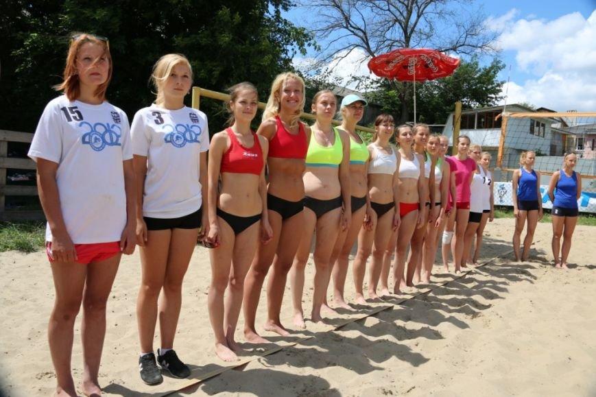 В Чернигове на «Переправе» определили сильнейших пляжников, фото-3