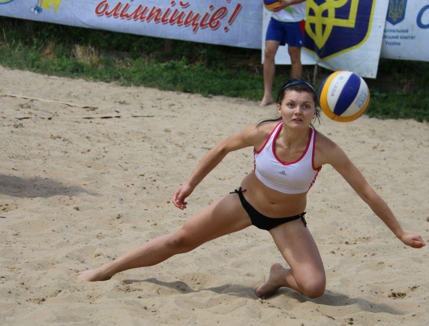 В Чернигове на «Переправе» определили сильнейших пляжников, фото-2