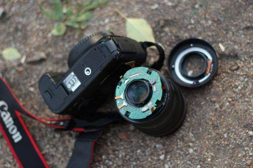 Участник кругосветного велоэкшена из Мариуполя попал в ДТП — сломал руку и сбил оператора (ФОТО), фото-3