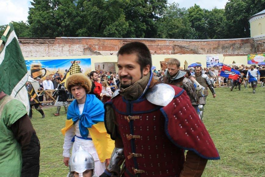 В Тростянце на Сумщине прошел фестиваль исторической реконструкции «Стара фортеця» (ФОТООТЧЕТ), фото-3