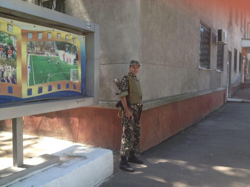 Красноармейск посетила «таинственная делегация» под охраной украинской армии (ФОТО), фото-1