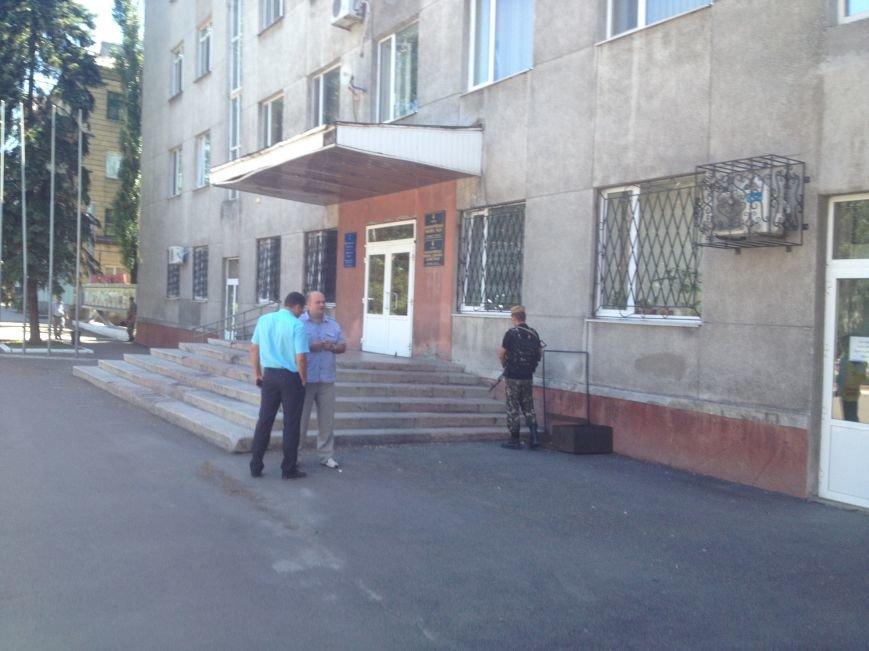 Красноармейск посетила «таинственная делегация» под охраной украинской армии (ФОТО), фото-3