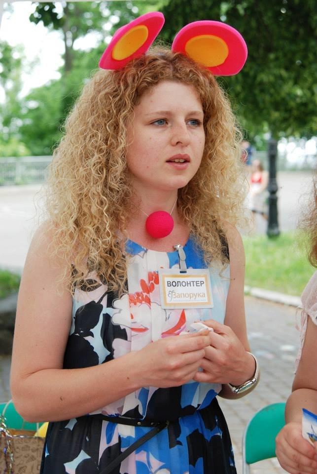 Перед Франковим університетом «Червоні носики» зберуть гроші для важкохворих малюків (фоторепортаж), фото-3