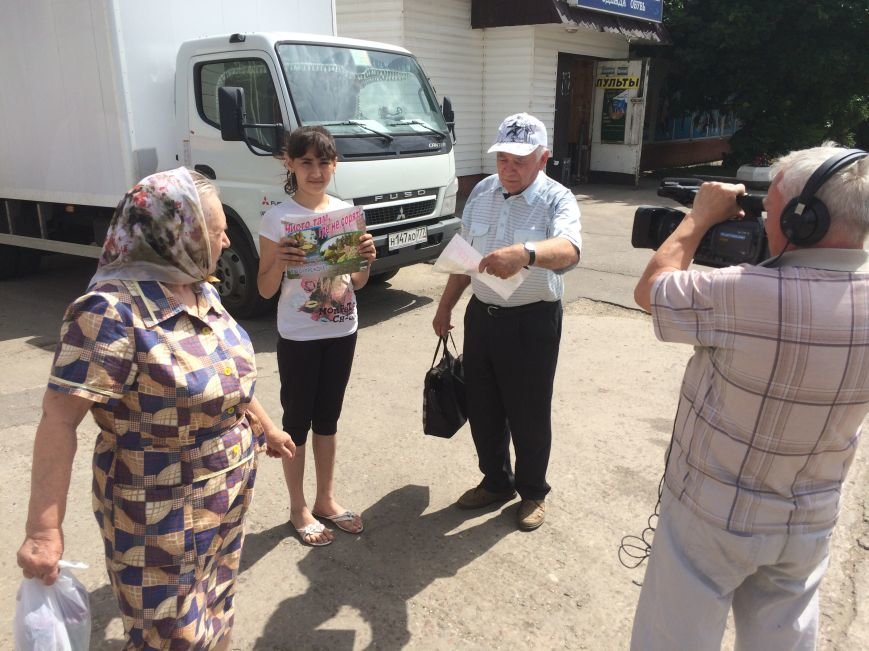 Воспитанники библиотек Домодедово участвуют в акции Госадмтехнадзора, фото-2
