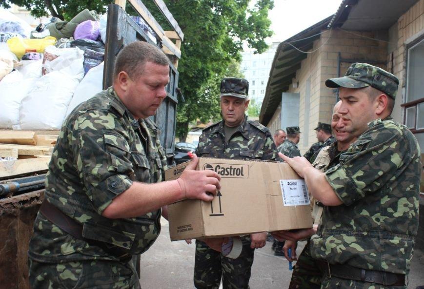 Черниговцы передали участникам  АТО более 4 тонн гуманитарной помощи, фото-6