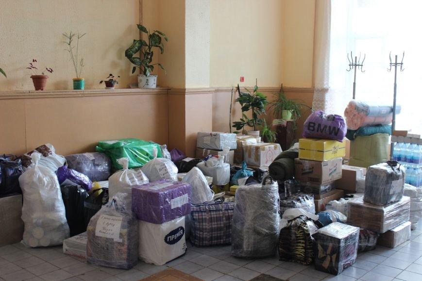 Черниговцы передали участникам  АТО более 4 тонн гуманитарной помощи, фото-2