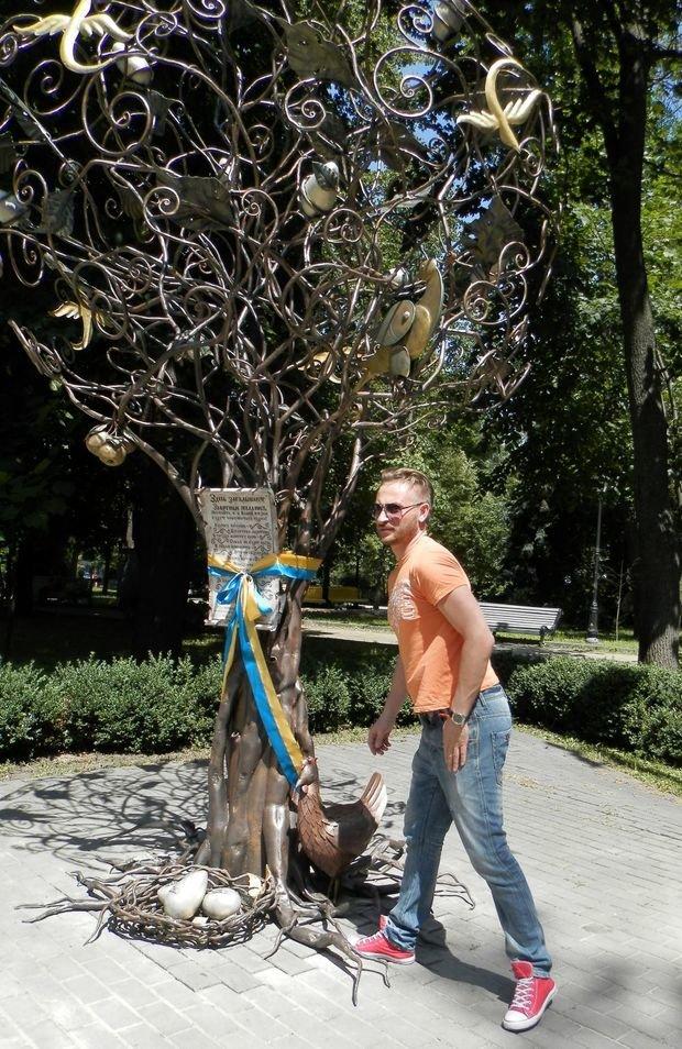 В Киеве «выросло» дерево желаний (ФОТО), фото-3