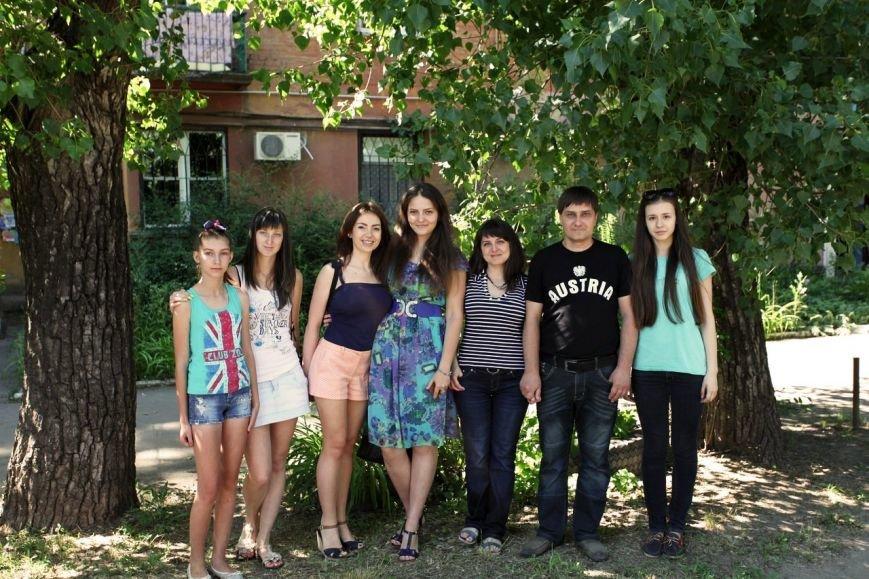 Криворожская молодежь активно помогает переселенцам из Восточной Украины, фото-1