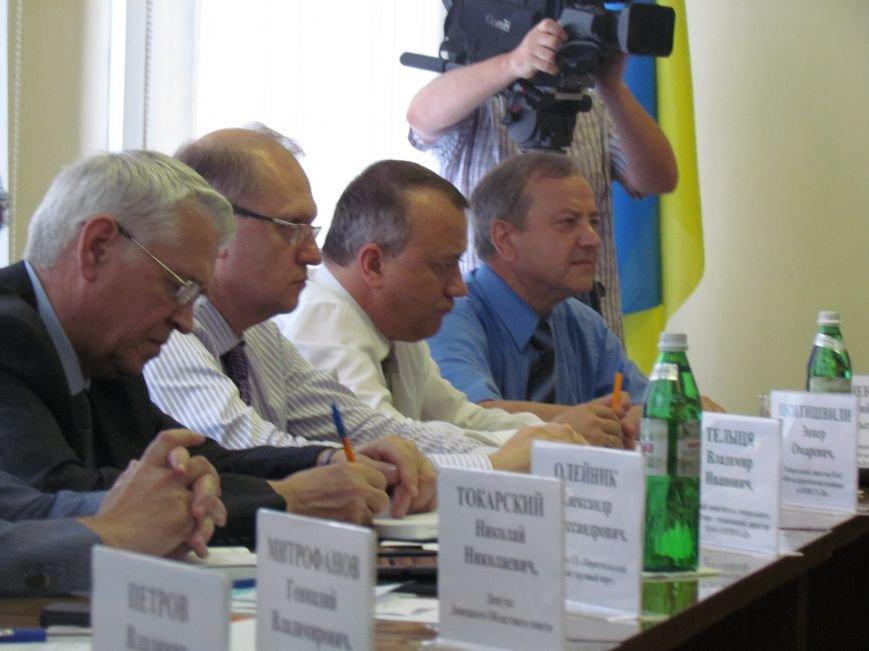 В Мариуполь приехал губернатор Тарута, чтобы выработать план модернизации (ФОТО), фото-4