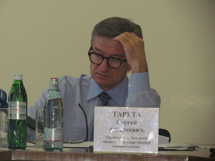 В Мариуполь приехал губернатор Тарута, чтобы выработать план модернизации (ФОТО), фото-2