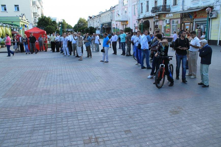 Прочь с Верховной Рады: сумчане выступили за самороспуск парламента (ФОТО), фото-3