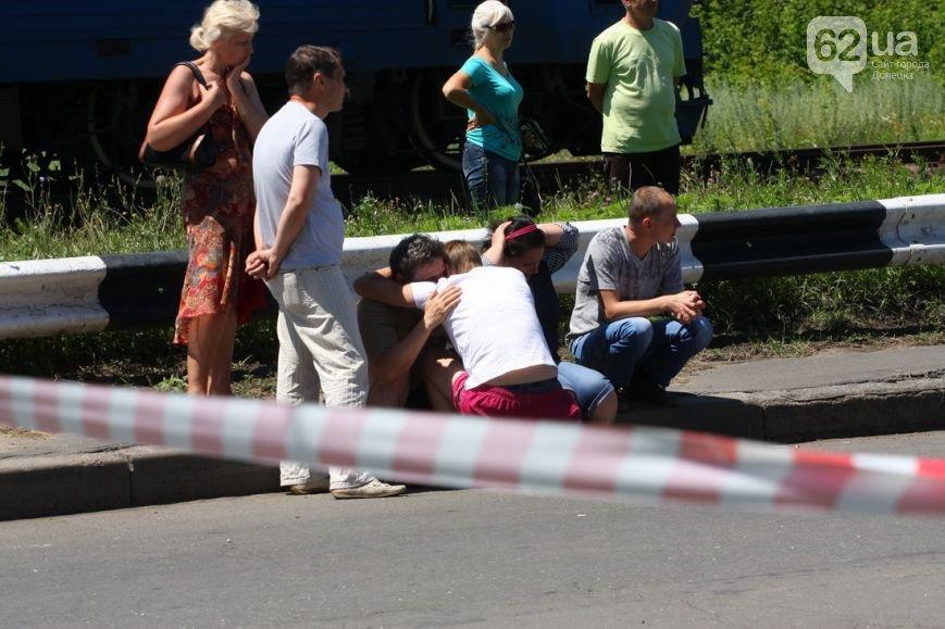 Расстрел трех милиционеров в центре Донецка — новые подробности кровавой бойни (ФОТО 18+), фото-2
