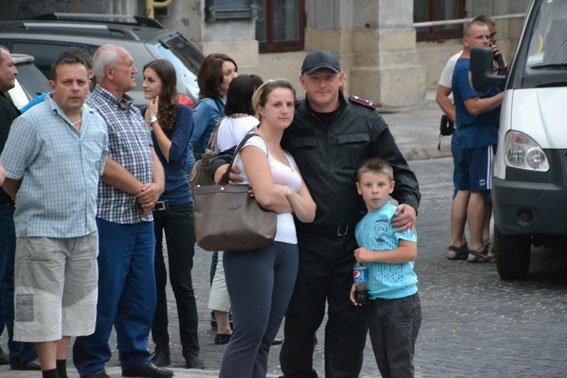 Правоохоронці Львівщини знову поїхали в зону АТО. Добровільно (ФОТО), фото-3