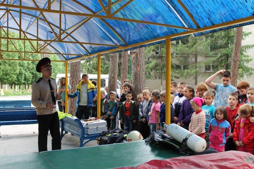 Для детей Сум провели акцию по безопасности жизнедеятельности (ФОТО), фото-2