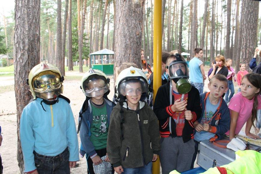 Для детей Сум провели акцию по безопасности жизнедеятельности (ФОТО), фото-4