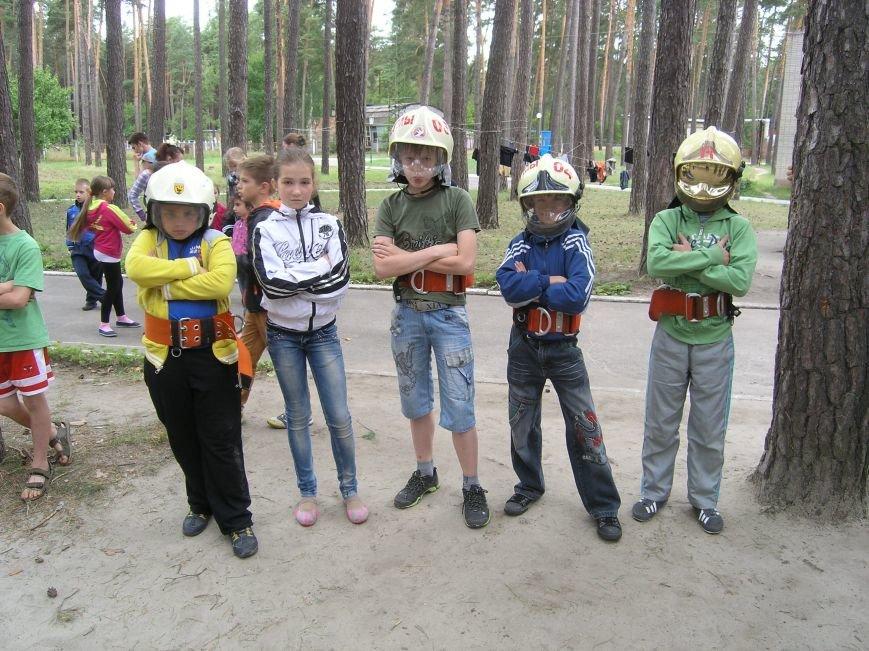 Для детей Сум провели акцию по безопасности жизнедеятельности (ФОТО), фото-6