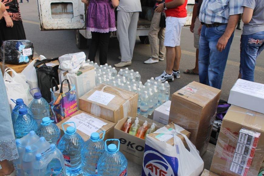 Криворожане отправили снаряжение и продукты для бойцов 40 батальона, фото-4