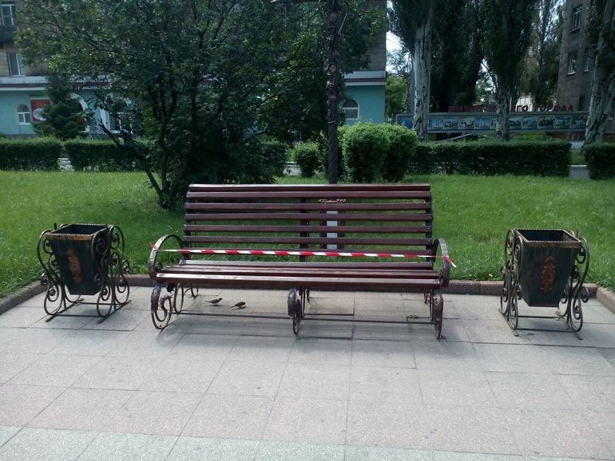 В Красноармейске продолжается благоустройство мест отдыха горожан, фото-2