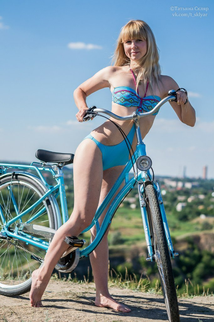 «Велоклуб» собрал самых активных и спортивных девушек Кривого Рога (ФОТО), фото-4