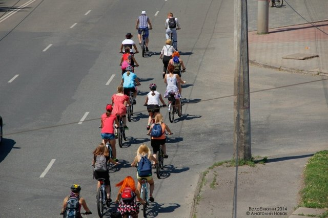 «Велоклуб» собрал самых активных и спортивных девушек Кривого Рога (ФОТО), фото-3