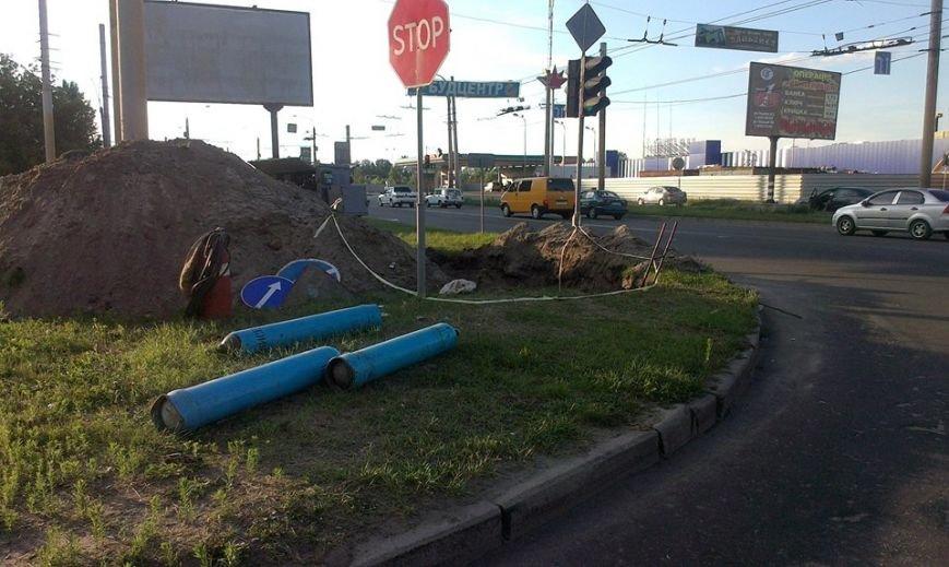 В Сумах «Горводоканал» заменил почти 100 метров водопровода на ул. Черепина (ФОТО), фото-2