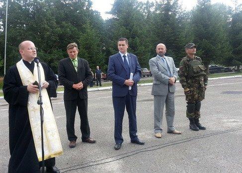 420 бійців Третього батальйону територіальної оборони Львівщини поїхало у зону АТО (ФОТО), фото-3