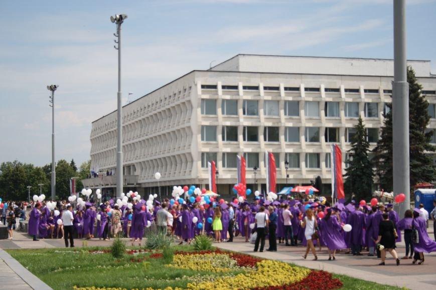 Выпускники УлГПУ впервые приняли участие в шествии, фото-4