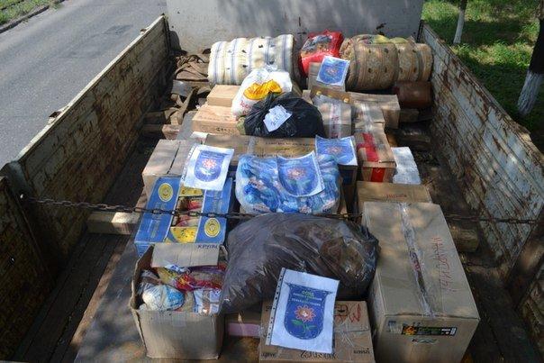 400 кг продуктов, собранных мариупольцами, благополучно доставили в Краматорск (ФОТО), фото-5