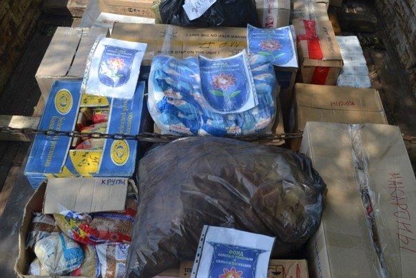 400 кг продуктов, собранных мариупольцами, благополучно доставили в Краматорск (ФОТО), фото-2