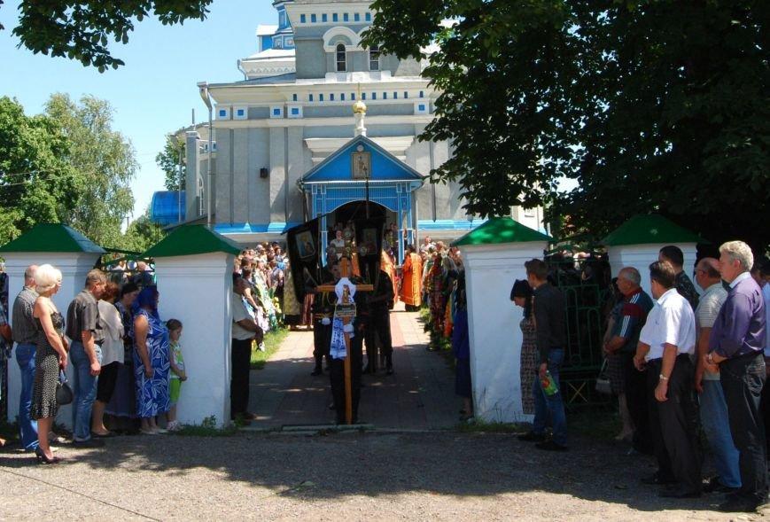 Сьогодні на Рівненщині прощалися з пілотом Армійської авіації Андрієм Бєлкіним (Фоторепортаж), фото-5
