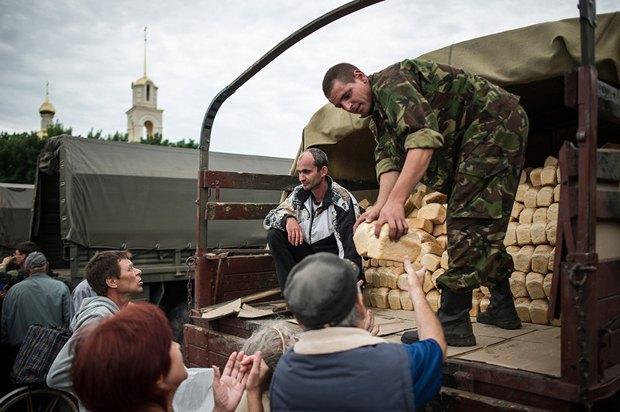 Ave, Гиркин, идущий по пути Славянска, Донецк приветствует тебя!, фото-1