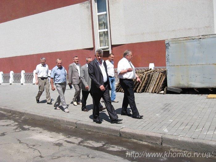 Міська влада Рівного провела виїзну узгоджувальну нараду (Фото), фото-5