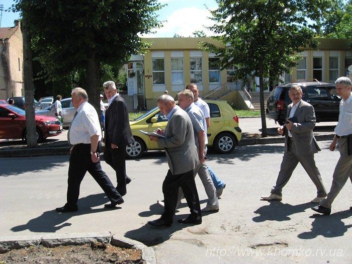 Міська влада Рівного провела виїзну узгоджувальну нараду (Фото), фото-18