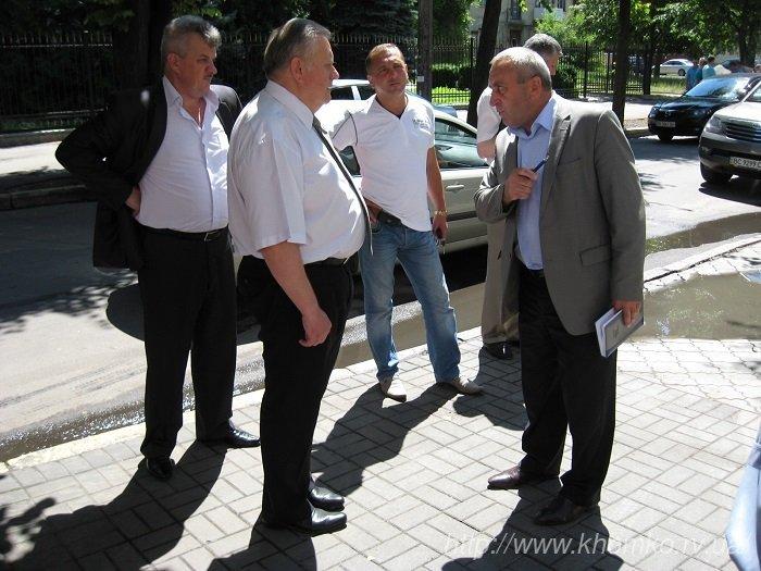 Міська влада Рівного провела виїзну узгоджувальну нараду (Фото), фото-20