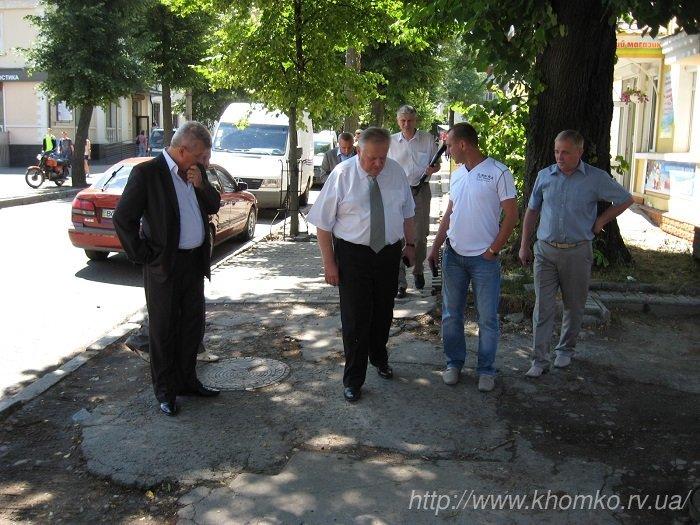 Міська влада Рівного провела виїзну узгоджувальну нараду (Фото), фото-11