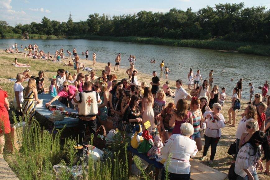 Криворожане отметили праздник Ивана Купала (ФОТО), фото-5