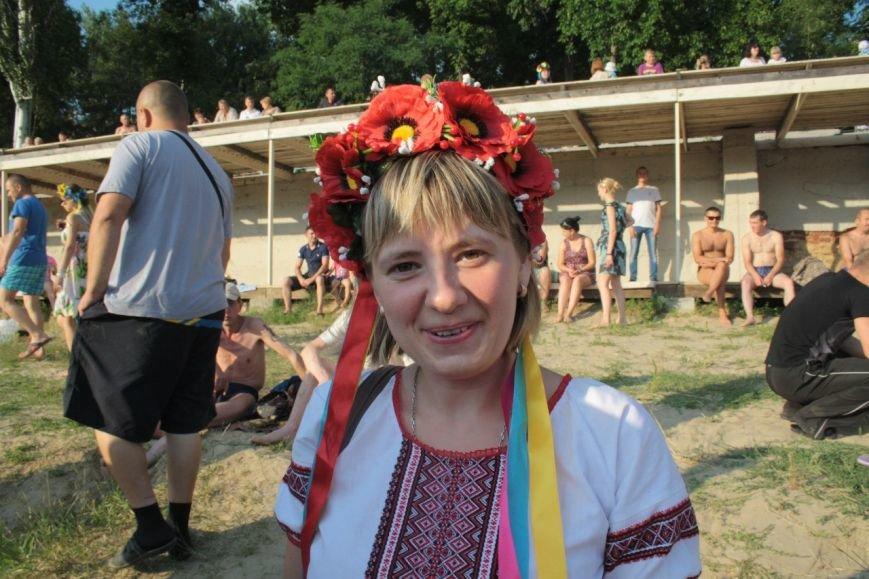 Криворожане отметили праздник Ивана Купала (ФОТО), фото-7