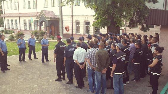 У Рівному народні дружинники активно співпрацюють із правоохоронцями (Фото), фото-3