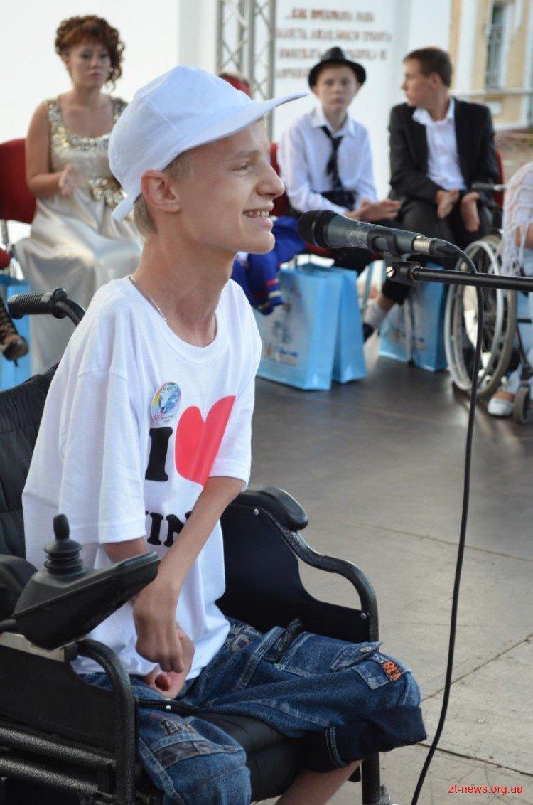 У Львові серед дітей, які мають особливі потреби шукатимуть таланти (фоторепортаж), фото-4