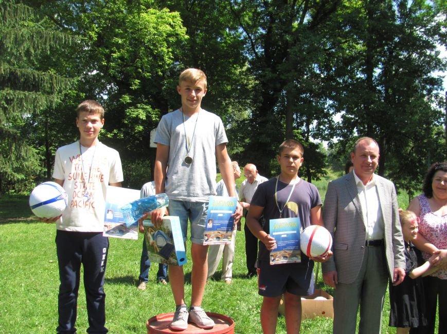 На львівській «Наварії» молоді атлети розіграли кубки та медалі (фоторепортаж), фото-7