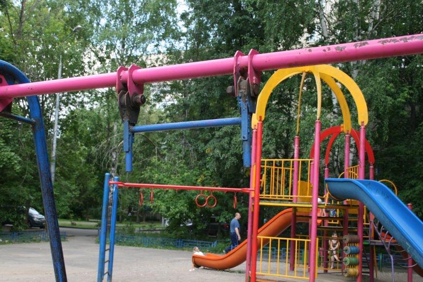 Детские площадки- головная боль для родителей!, фото-6