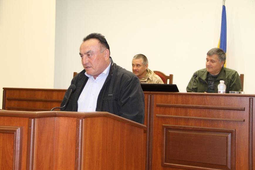Президент Порошенко назначил комбата Константина Матейченко главой Артемовской райгосадминистрации (ВИДЕО), фото-2
