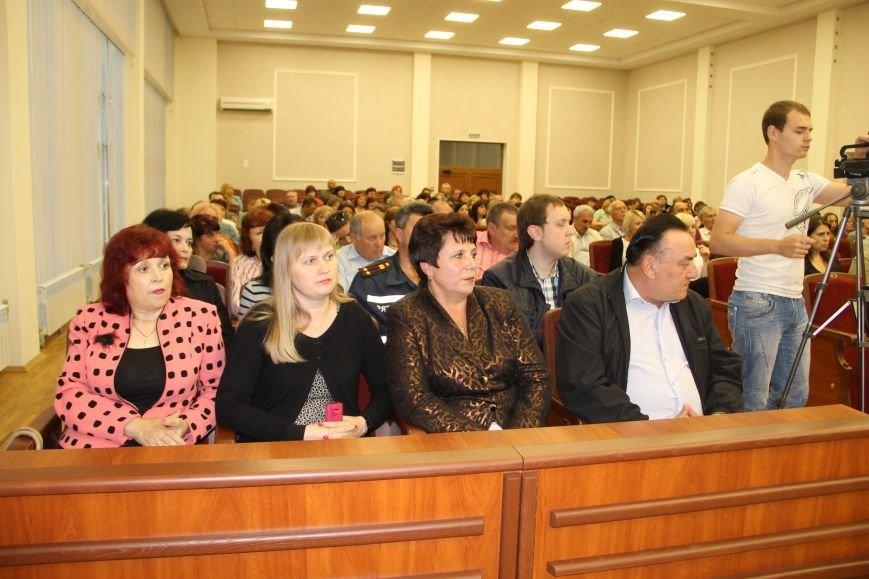 Президент Порошенко назначил комбата Константина Матейченко главой Артемовской райгосадминистрации (ВИДЕО), фото-4