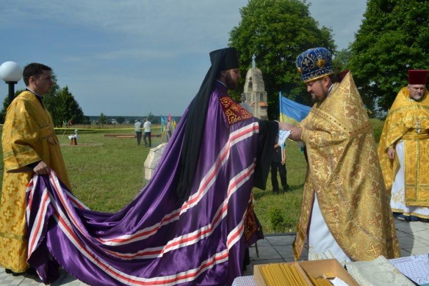 На Рівненщині вшанували пам'ять загиблих козаків (Фото), фото-3