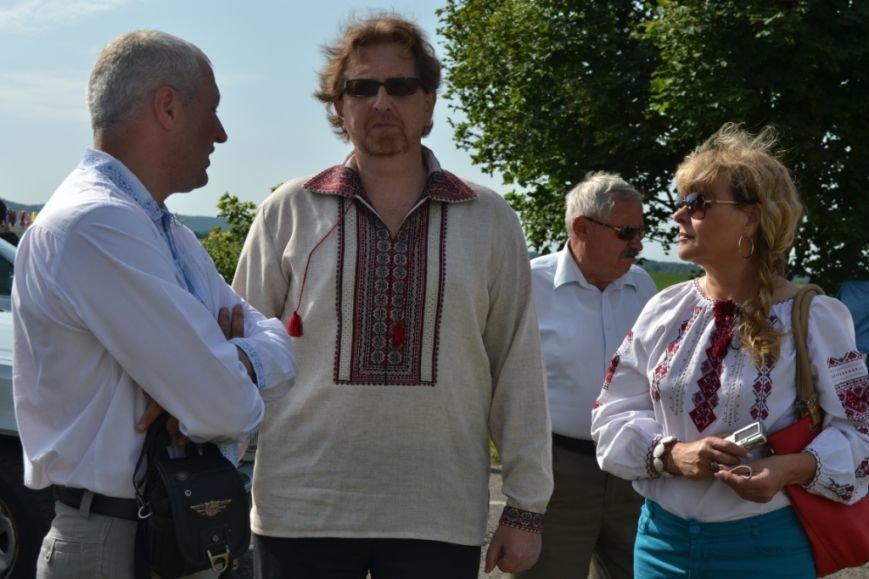 На Рівненщині вшанували пам'ять загиблих козаків (Фото), фото-1